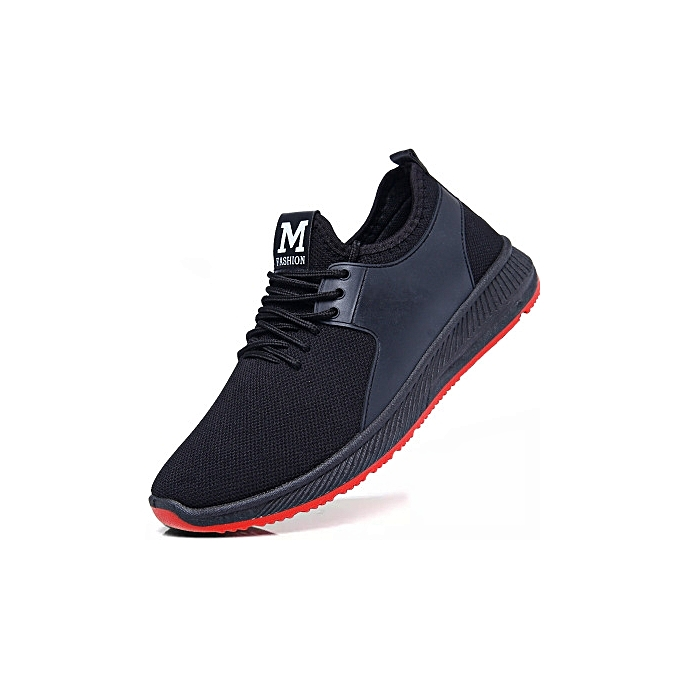 e370a086a074 Fashion 2019 New Fashion Non-slip Breathable Sneakers Casual Men s ...