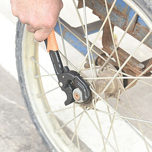 Quick Torque Automatic Lock Wrench - Black