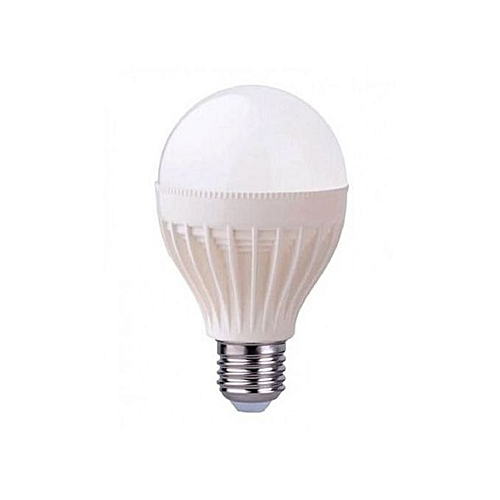3Watt LED Energy Saving White Light Bulb - Screw Base- AKT