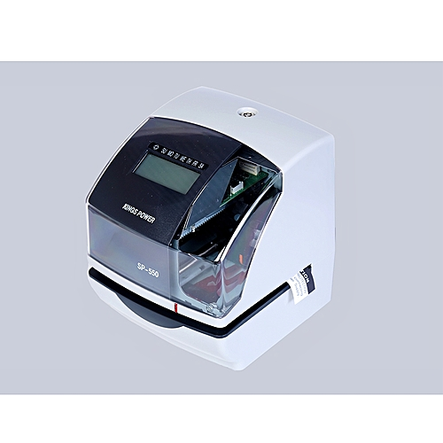 Multipurpose Time And Date Stamping Machine For Documents