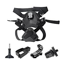 Comfortable Dog Harness Chest Strap Mount + J Hook Bucket Mount & Adapter & Long Screw + Camera Holder Kit For DJI OSMO Pocket 3-axis Stabilizer Gimbal Camera for sale  Nigeria