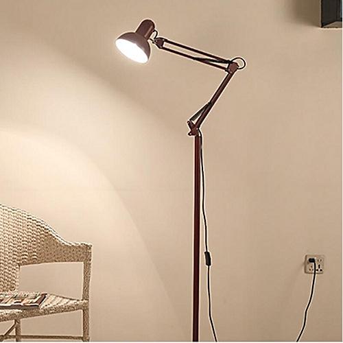 Modern Nordic Style Floor Lamp Living Room Adjustable Hotel Lighting E27 LED AC 110V 220V For Home Reading Bedroom Kitchen Bar