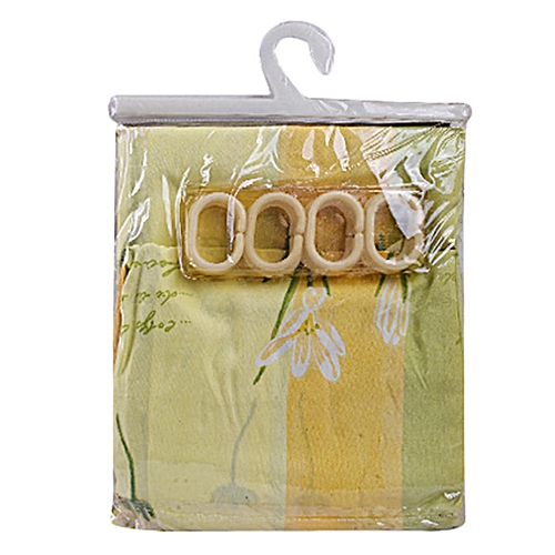 Shower Curtain - Floral Design