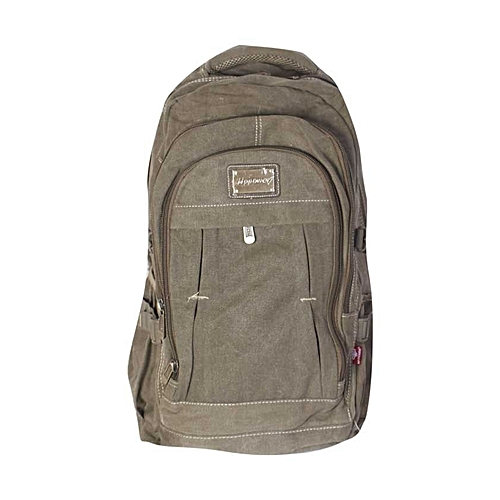 HpPower Travels Laptop And School Backpack Bag  d8a6007d5331a
