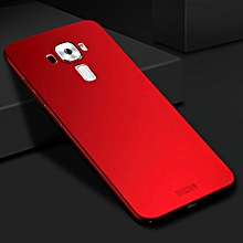 MOFI For Asus ZenFone 3 ZE552KL PC Ultra-thin Edge Fully Wrapped Up Protective Case Back Cover (Red)