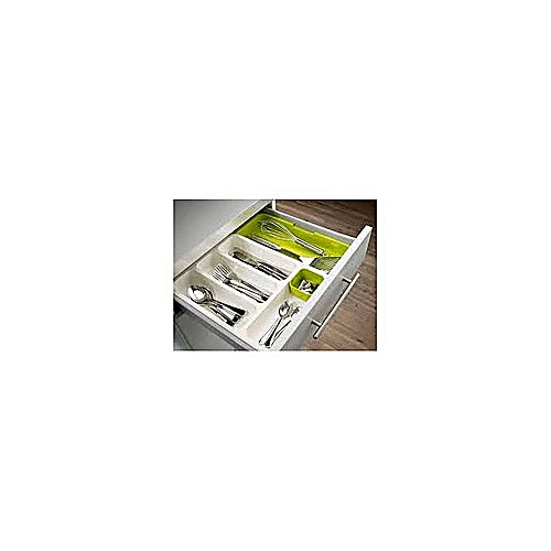 Expandable Cutlery Drawer Storage Rack/tray