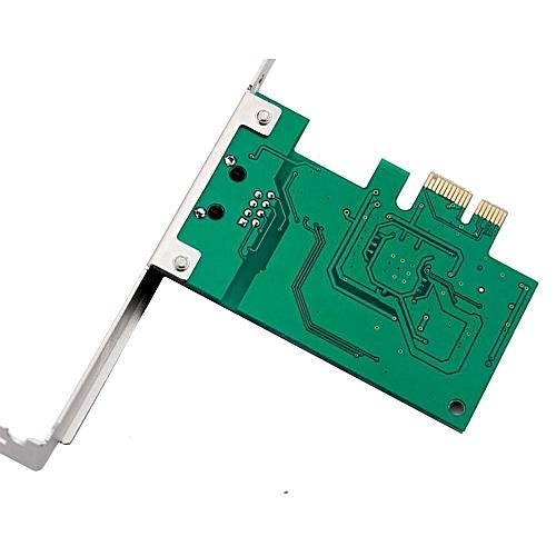 PCI-E Express 1000M Gigabit LAN Network Controller Card LW