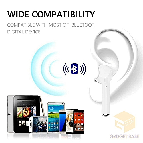 I7s Tws Wireless Earbuds Bluetooth Earphone IPhone Airpod With Charging Box