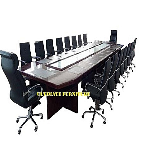 Exquisite 12 Seater Conference Table