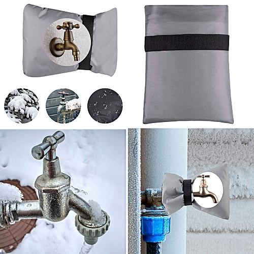 Lienine_1 Pc Faucet Cover Faucet Freeze Protection For Faucet Outdoor Faucet Socks