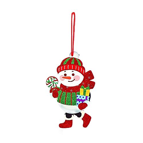 3D Romantic Xmas String Hanging Charm Party Decoration Christmas Tree Ornament Wannag