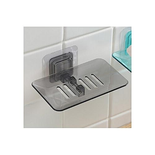 1Pcs Bathroom Soap Tray Holder Shower Soap Box Dish