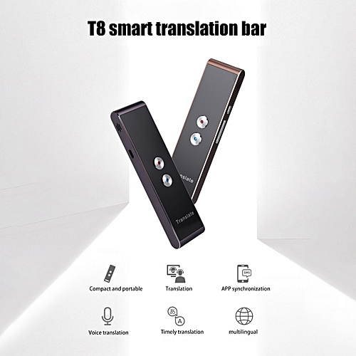 Smart Speech Voice Translator Two-Way Real Time 30 Multi-Language Translation For Learning Travel Business Meeting Dropshipping WAAAA
