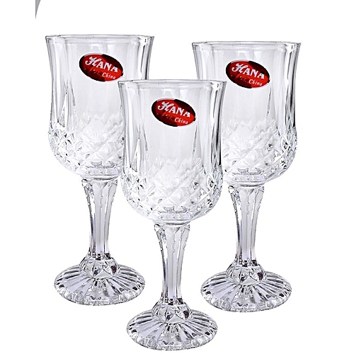 Glassware - 3pcs