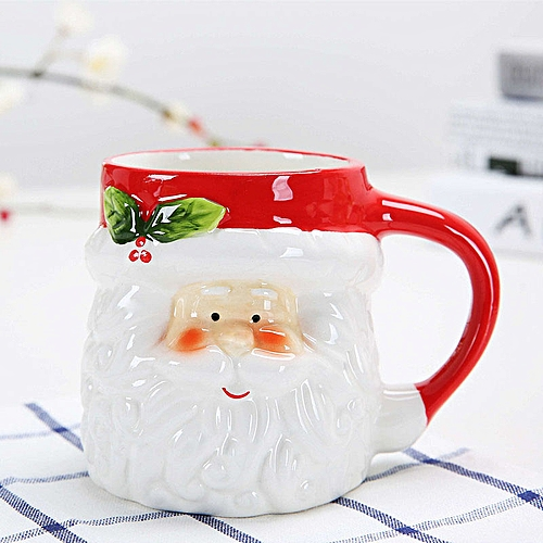 Creative Cartoon Image 3D Effect Cup-Color