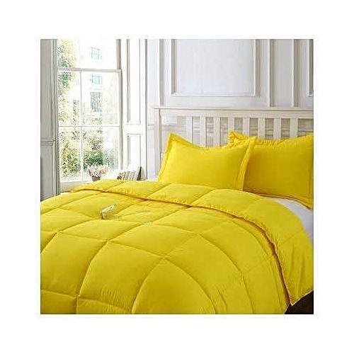 Bedsheet With 4 Pillow Cases