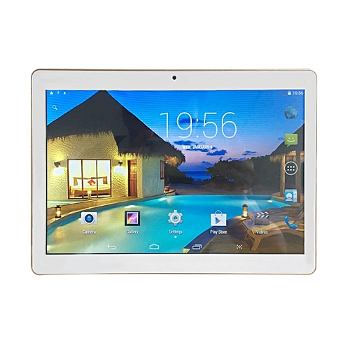 """HD IPS Screen 10""""Inch KT107 Dual SIM Cards Android Tablet Pc-gold Color"""