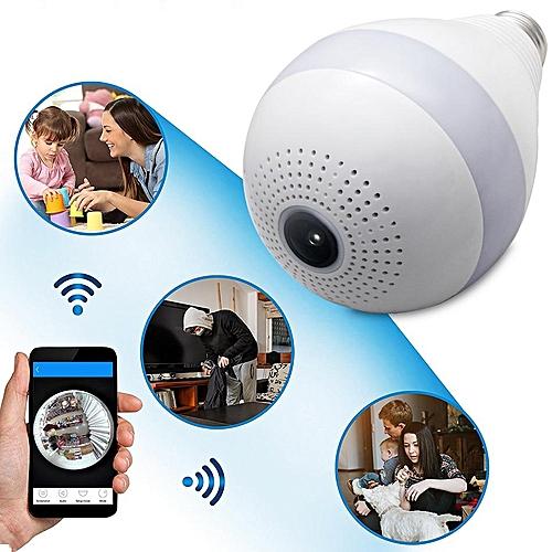 Wireless IP Camera Panoramic