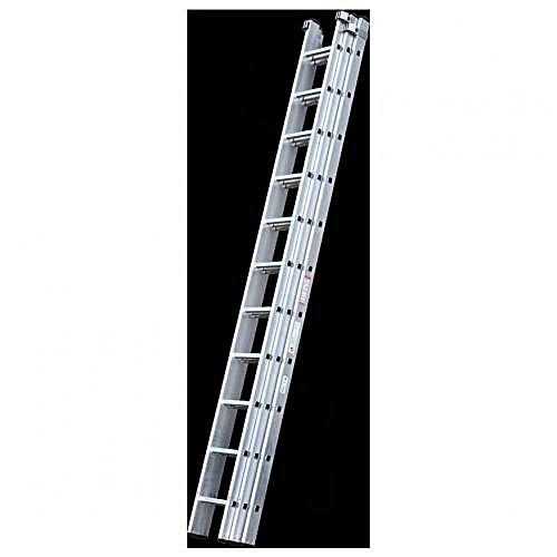 3 Sections Aluminium Extension Ladder