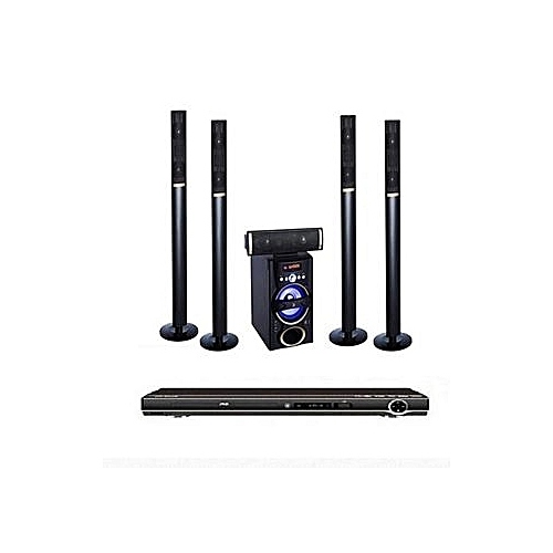 Speakers Bluetooth Home Theater + DVD Player DJ-5030M