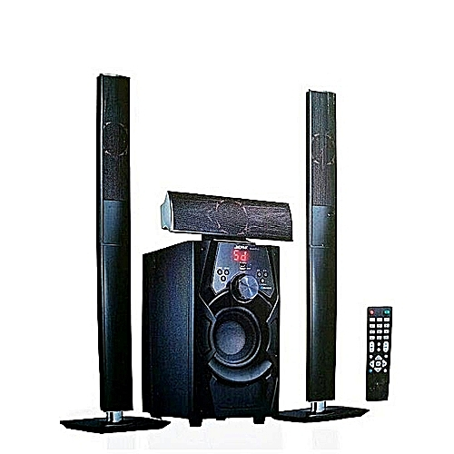 JIEPAK JP-C1 POWERFUL BLUETOOTH HOME THEATRE SYSTEM