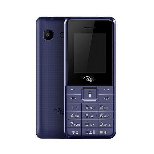 5606 2500mAh Big Battery Dual SIM Phone - Dark Blue