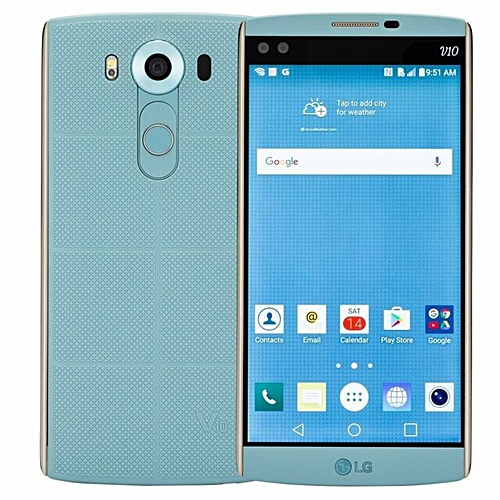 V10 5 7 Inch 4GB+64GB 16 MP 1080p Qualcomm 808 Android 7 0 Single SIM LTE  Blue