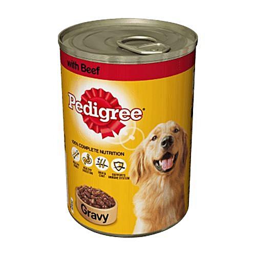 Adult Dog Food X 24 Pcs (Beef)