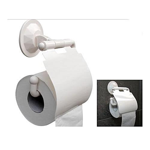 TISSUE HOOK - Tissue Paper Roll Hanger Holder Bathroom