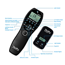 YouPro YP-870 DC0 2.4G Wireless Remote Control LCD Timer Shutter Release Transmitter Receiver 32 Channels For Nikon D5 D4S D4 D3S D3 D2 D1 D800 D810 D810A D800E D700 D300S D300 D500 For Fujifilm Kodak DSLR Camera for sale  Nigeria