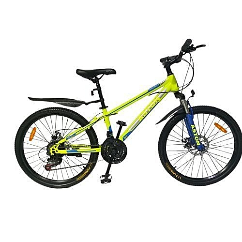 Bicycle For Young Boys - Ages 15-30 Years Yellow