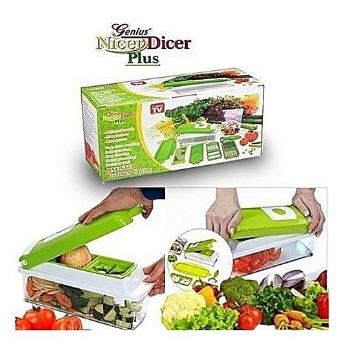 Universal Nicer Dicer Vegetable Slicer