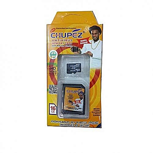 Chupez 16GB Memory Card