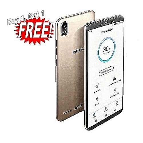 SMART 2/SMART 2 PRO (X5515/X5514D) Tempered Glass Screen Protector (BUY 1 GET 1 FREE) - TRANSPARENT