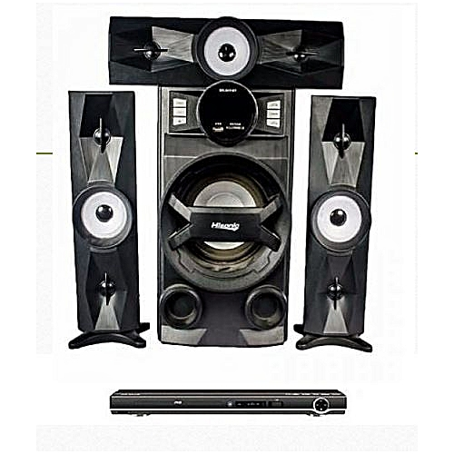 Home Theatre System With Bluetooth Function And Powerful DVD Player MS-6011BT