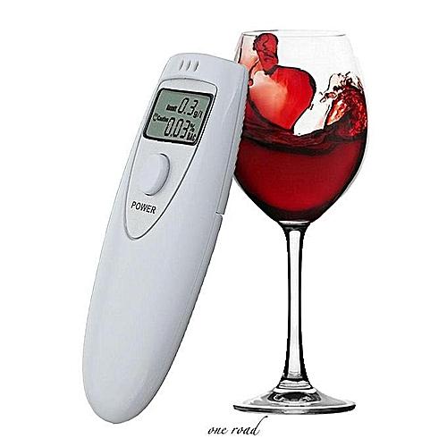 Advance Digital Breath Alcohol Tester LCD Breathalyzer Analyzer Detector Test