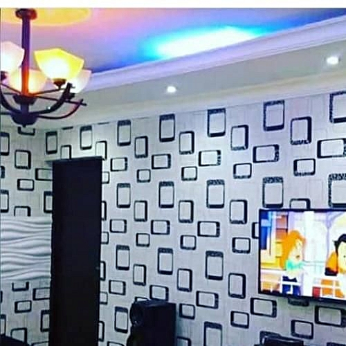 3D Wall Paper For Office And Home