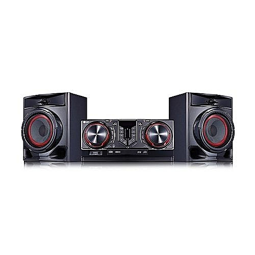 480W Bluetooth HiFi Audio System - CJ44