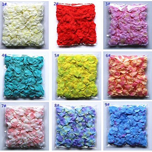 Rose Petals 5pack Mix-colours