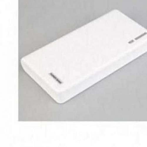 40,000mAh External Power Bank LED Dual USB Battery Charger For Cellphone - White