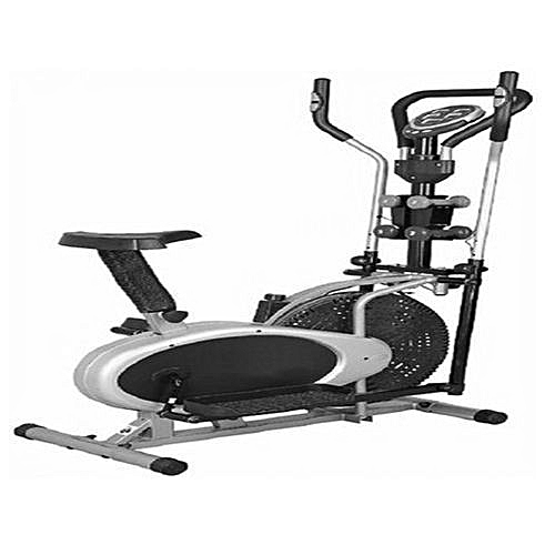 American Fitness Elliptical Bike With 4 Handle And Ajutable Seat