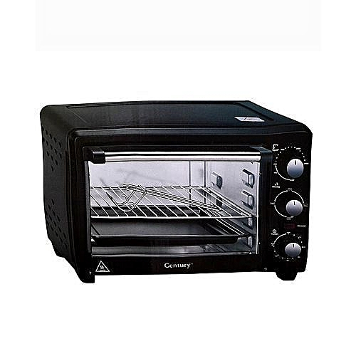 20L Quality And Strong Electric Oven Century Cov-8320-A- Black