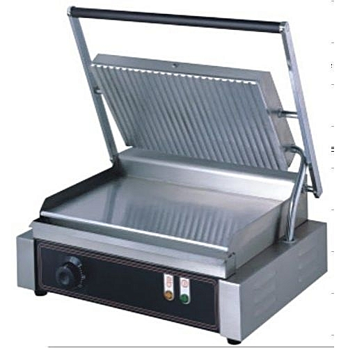 Electric Stainless Steel Contact Grill