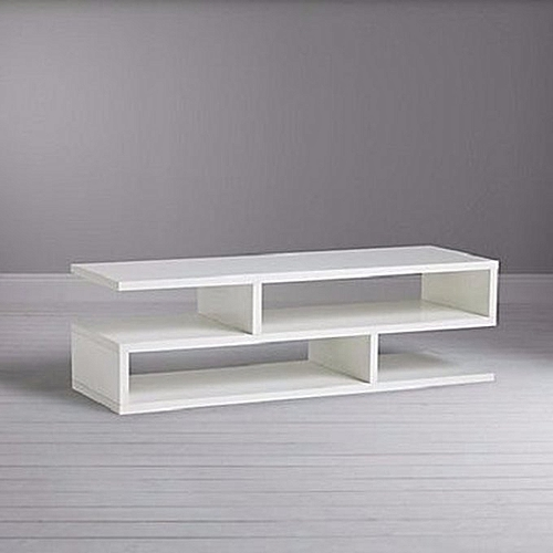Milian Coffee Table - White (Delivery Within Lagos Only)
