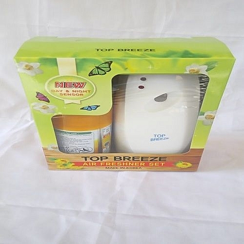 Top Breeze Automatic Spray Air Freshener Refillable