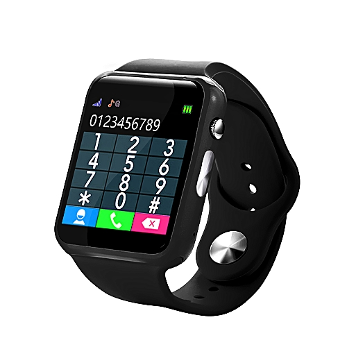 e3f3517b09 Generic Kids Smart Watch Children Tracker Smartwatch With Camera Anti Lost  For IOS Android BT Cell Phone Touch Screen Pedometer Sleep Monitor Calendar  Black