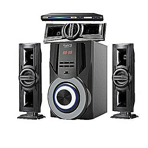 DJ-1003 HomeSpeakers With DVD Player Quality Product