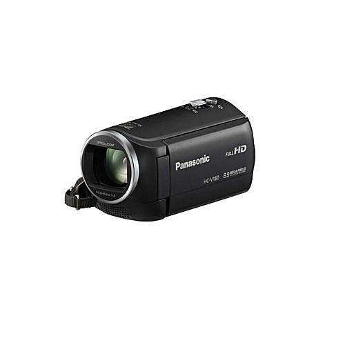 Panasonic HC-V160 Camcorder camera