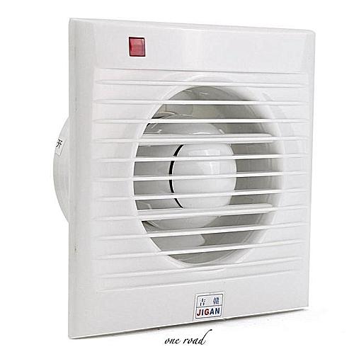 """Waterproof Premium Bathroom Extractor Fan Ducting 4"""" For Kitchen Toilet"""