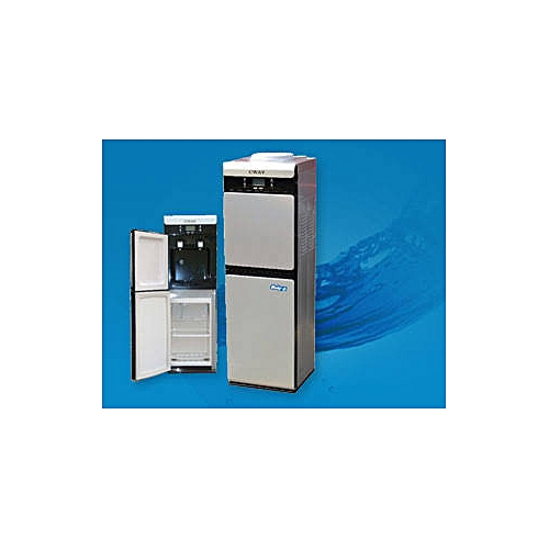 Water Dispenser With Refridgerator - 2 Nozzles